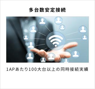 多台数安定接続